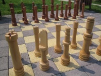 Venkovní šachy