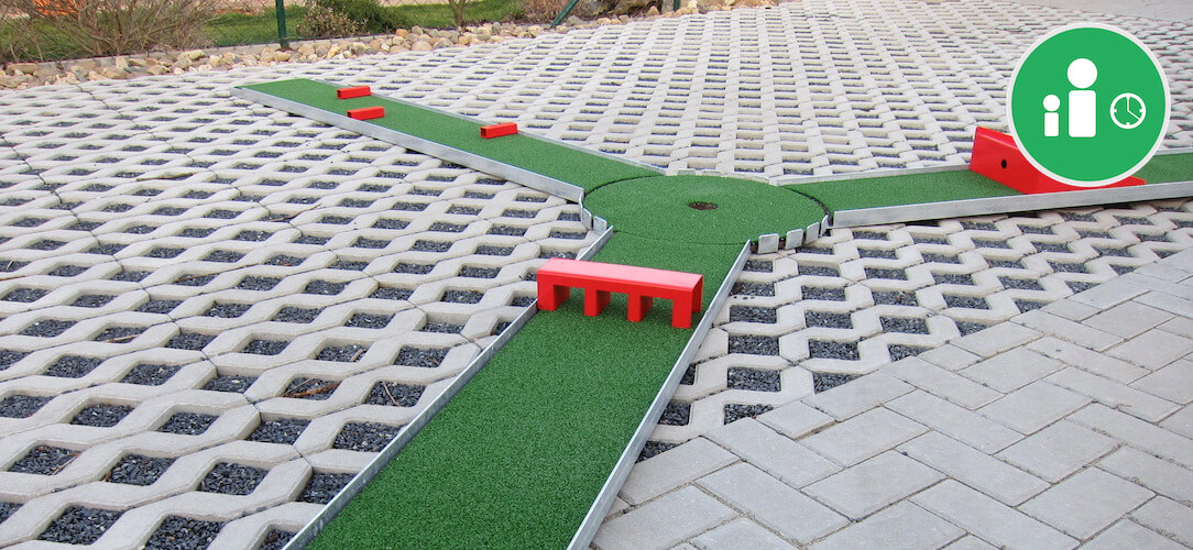 Cross minigolf - novinka